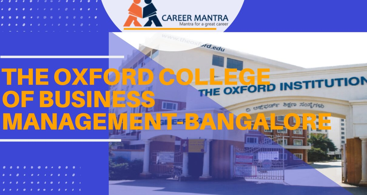 the oxford college of business management