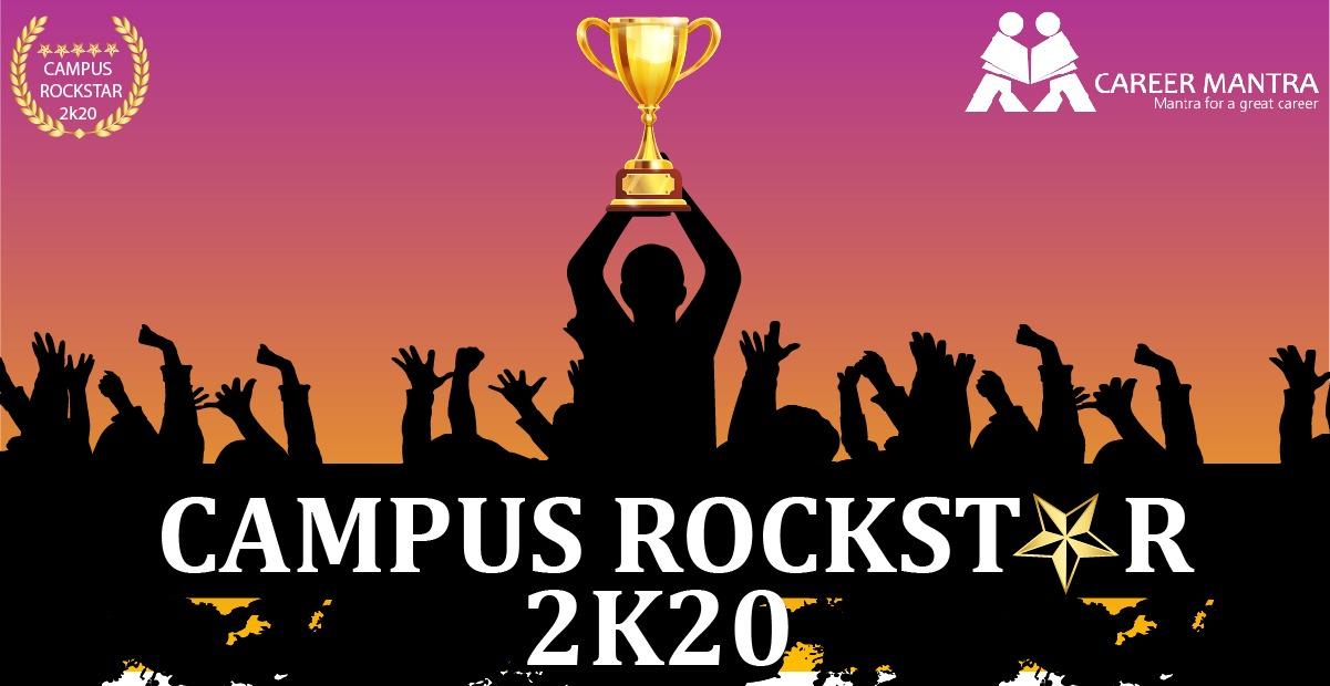 Campus Rockstar program   Get the best in 2020