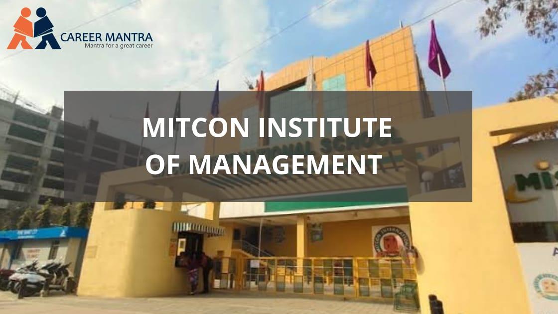 Alt Text MITCON Institute of Management