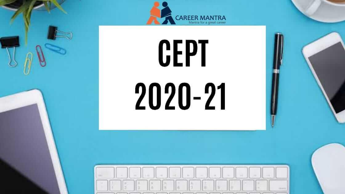 CEPT Entrance Exam