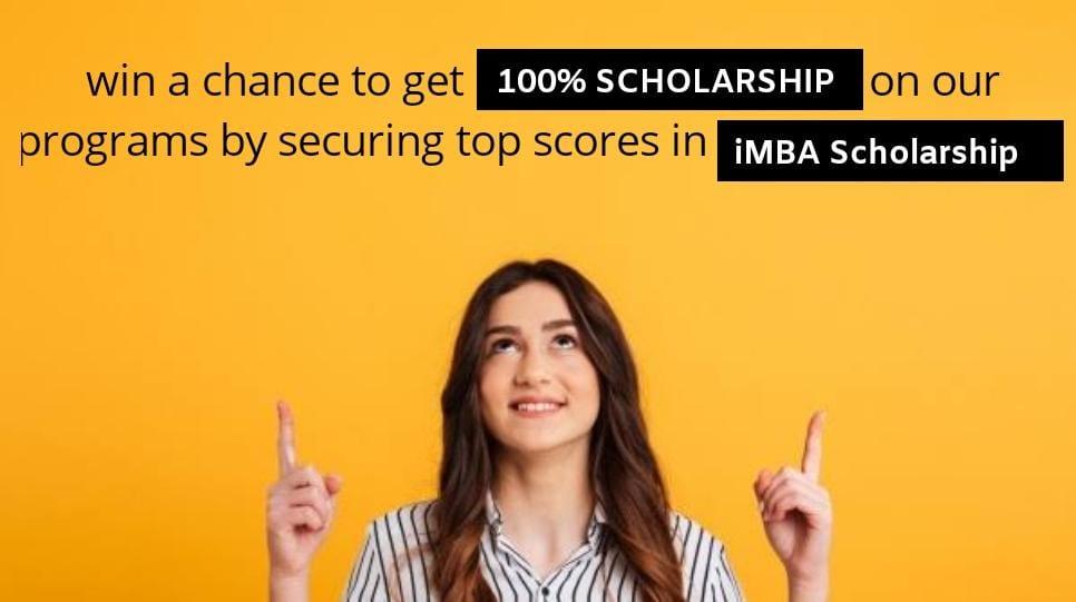iMBA Scholarship