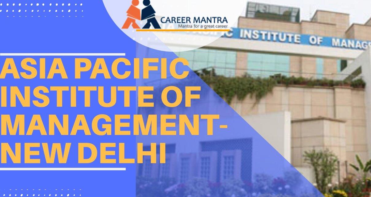 Asia-Pacific Institute of Management