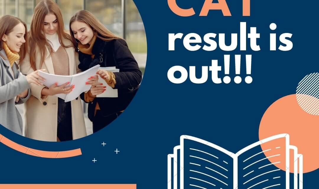 Cat 2020 result