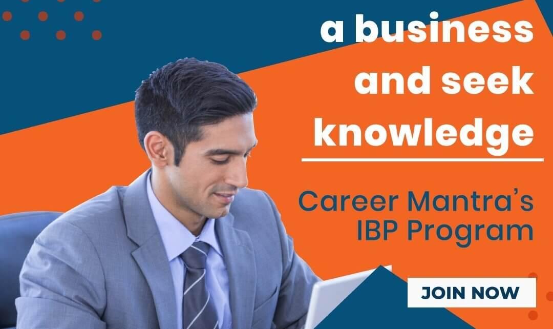 Career Mantra's IBP Program